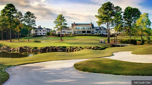 Green renovations to take place at Mid South Club