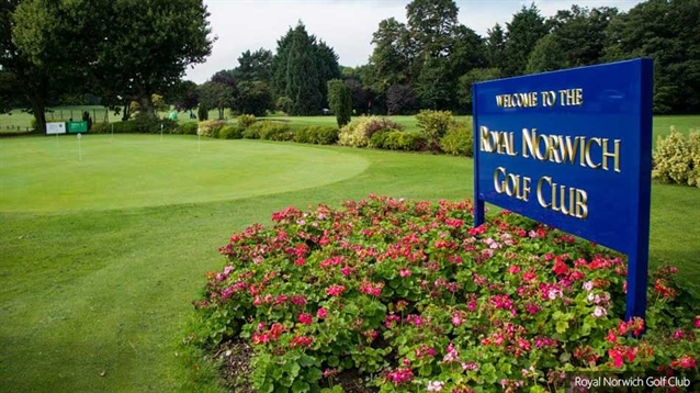 Sale of Royal Norwich Golf Club now complete