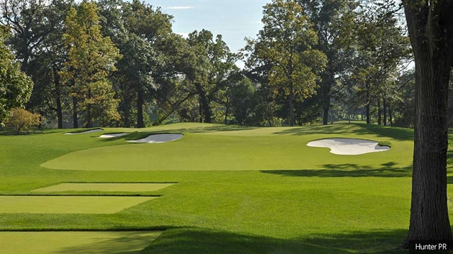 Rees Jones discusses Medinah No.2 restoration project