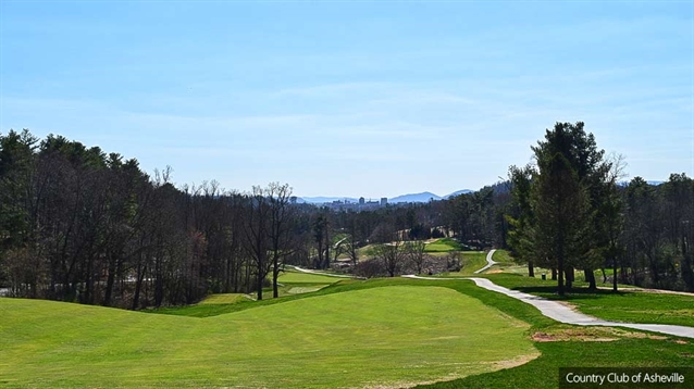 Renovations to Country Club of Asheville course close to completion