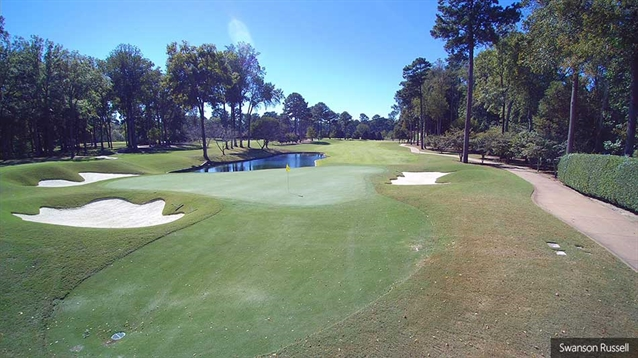 Atlanta Athletic Club saves water and electricity with new irrigation system