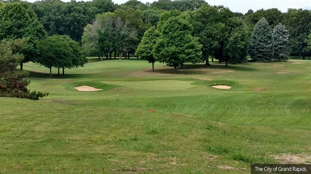 Five new holes created at Indian Trails Golf Course