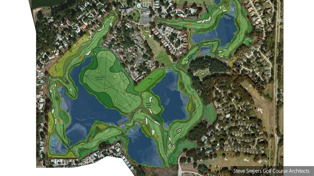 Steve Smyers to redesign Errol Estate course in Central Florida