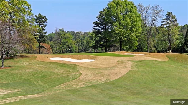 Bill Bergin leads second phase of renovation project at Druid Hills