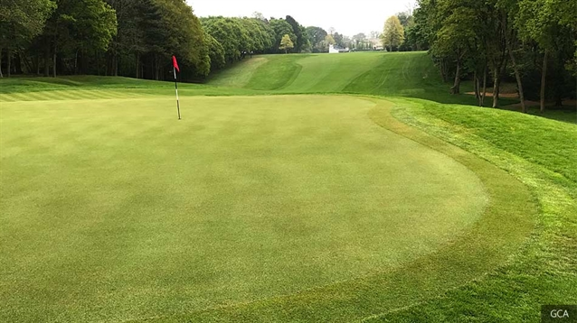 Wentworth renovates West course ahead of BMW PGA Championship