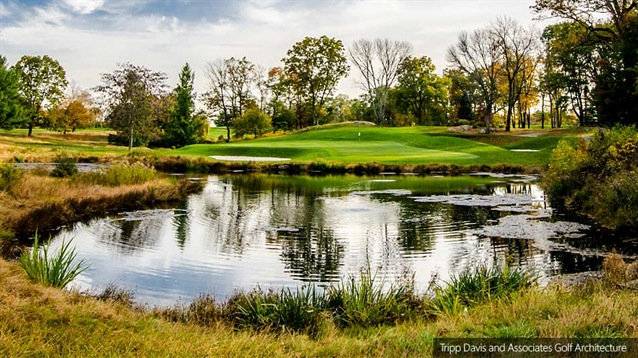 Tripp Davis completes renovation of historic Whippoorwill Club course