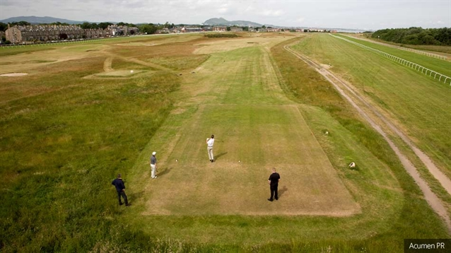 Huge investment plans outlined for historic Musselburgh Links course