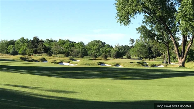 Tripp Davis completes renovation work at Jimmie Austin Golf Course