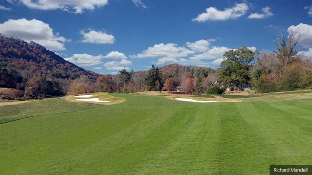 Renovations at Country Club of Asheville course reach completion