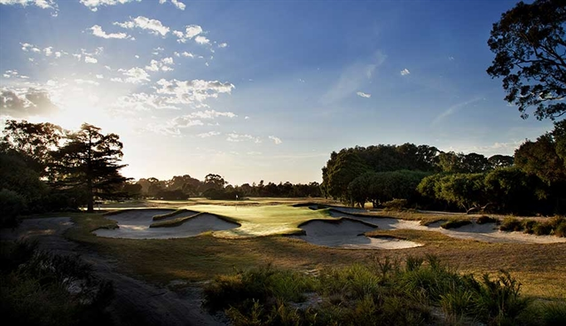 Kingston Heath: the best flat course on earth?