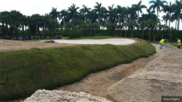 Renovation at Miromar Lakes aims to reimagine Florida course's identity