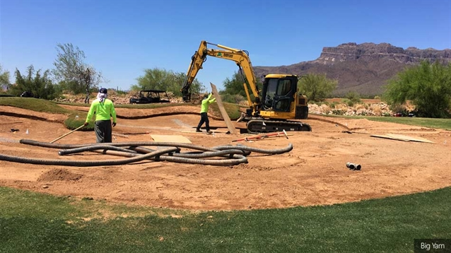 Superstition Mountain bunker renovation work begins