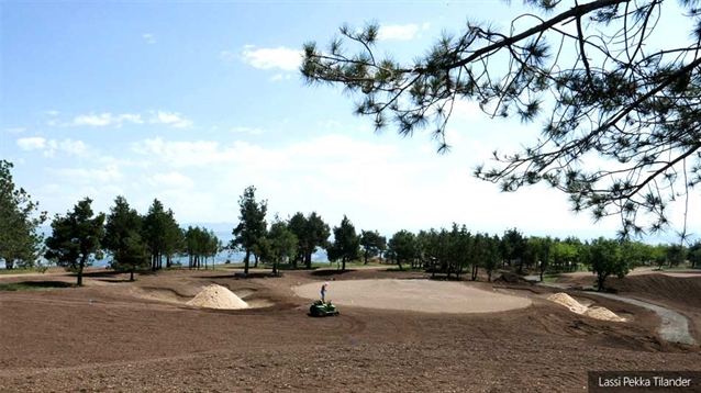 Good progress being made on new golf course near Tbilisi