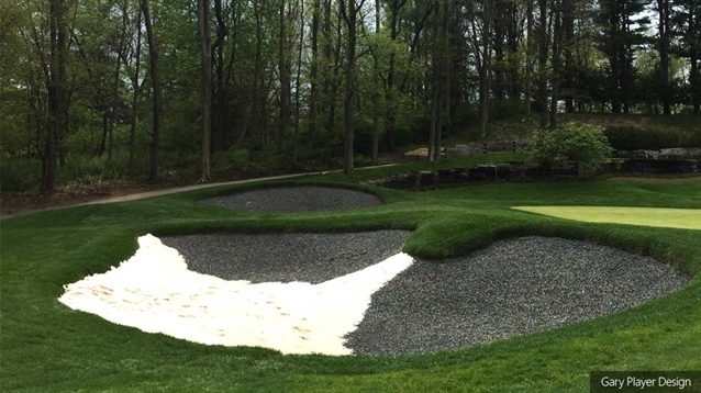 GlenArbor Golf Club reopens following bunker renovation project