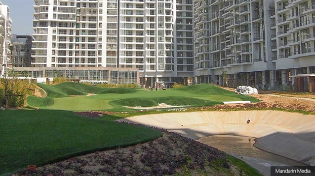 New nine-hole synthetic course to open in Delhi later this year