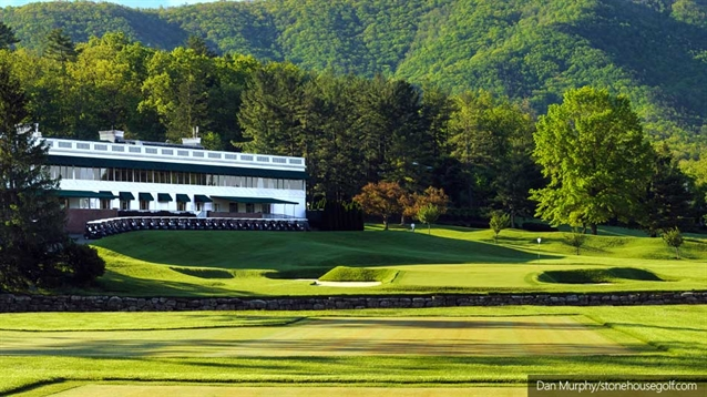 Old White ready to host 2017 Greenbrier Classic