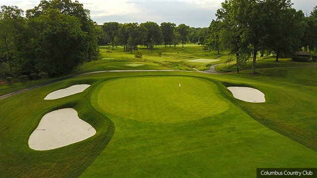 Columbus Country Club renovation reaches halfway point