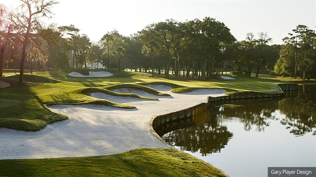 Gary Player Design oversees redesign work at Kiawah Island Golf Resort