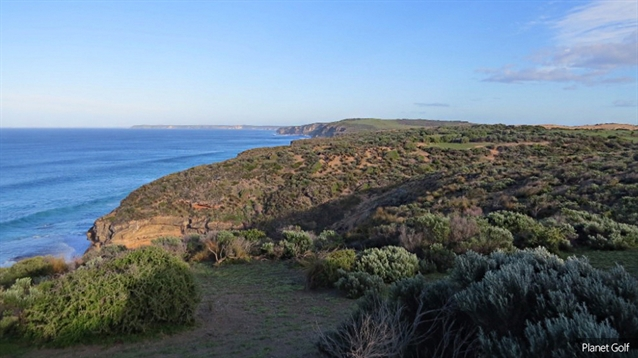 Plans approved for new course on Australia's Kangaroo Island