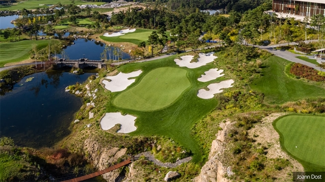 Project to enhance playability at Whistling Rock reaches completion