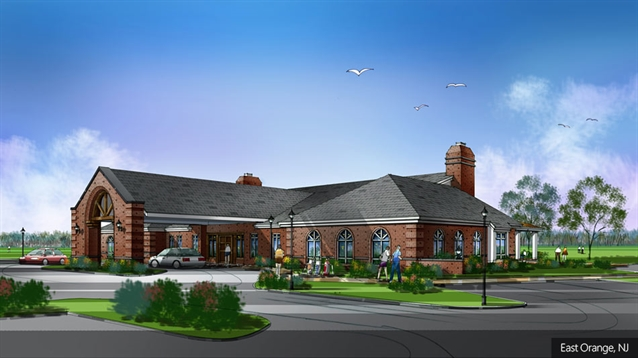 East Orange Golf Course completes renovations with clubhouse opening