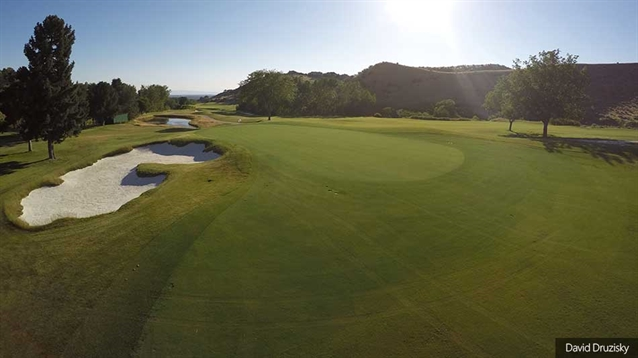 Second phase of Crane Creek CC project sees addition of two new holes
