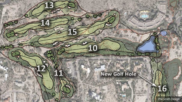 Major project to commence early next year at The Phoenician golf course