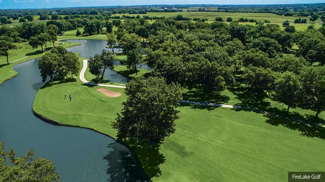 FireLake Golf Course reopens following renovation work