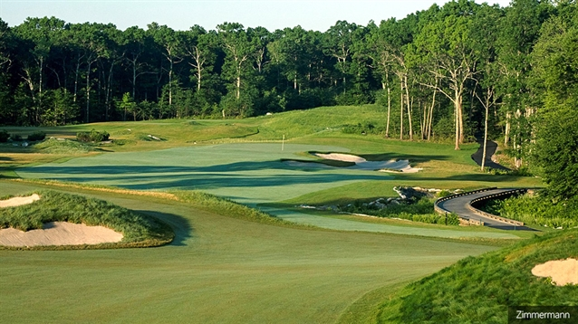 Twelfth and thirteenth holes reworked at TPC Boston