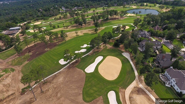 Strong progress being made at Vestavia CC as new holes take shape