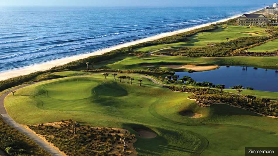 Restoration of Hammock Beach's Ocean Course nears completion