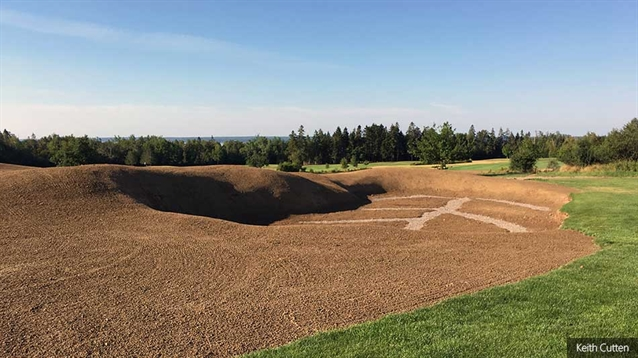 Construction phase completed as part of major project at Algonquin GC