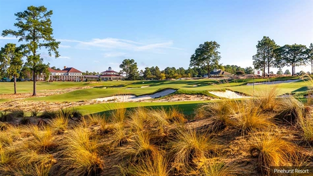 New short course to open at Pinehurst Resort on 30 September