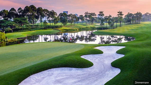 Renovations coming to West Course at TPC Kuala Lumpur this November