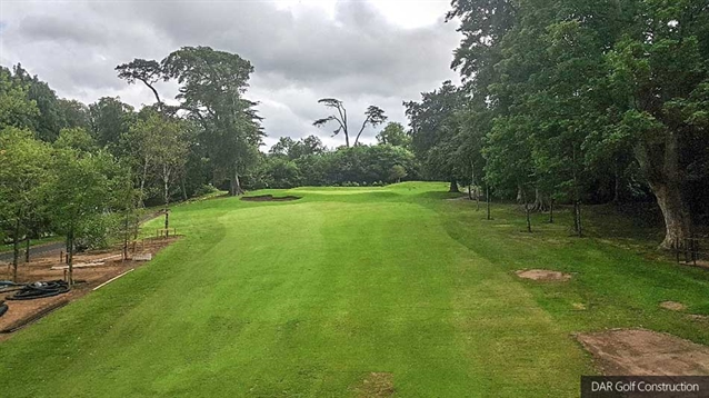 Grange Golf Club: A new angle for safety