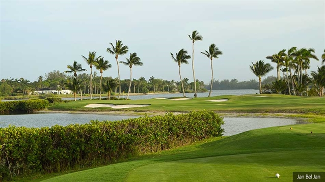 Jupiter Island Club: Creating a 'tropical paradise'