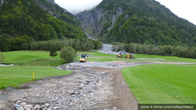 Steiner helps GC Engelberg recover from landslide