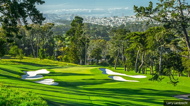 Olympic Club's Lake course: Into the deep