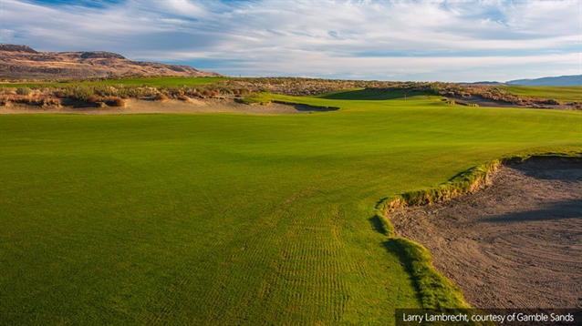 Golf architects and the pursuit of width