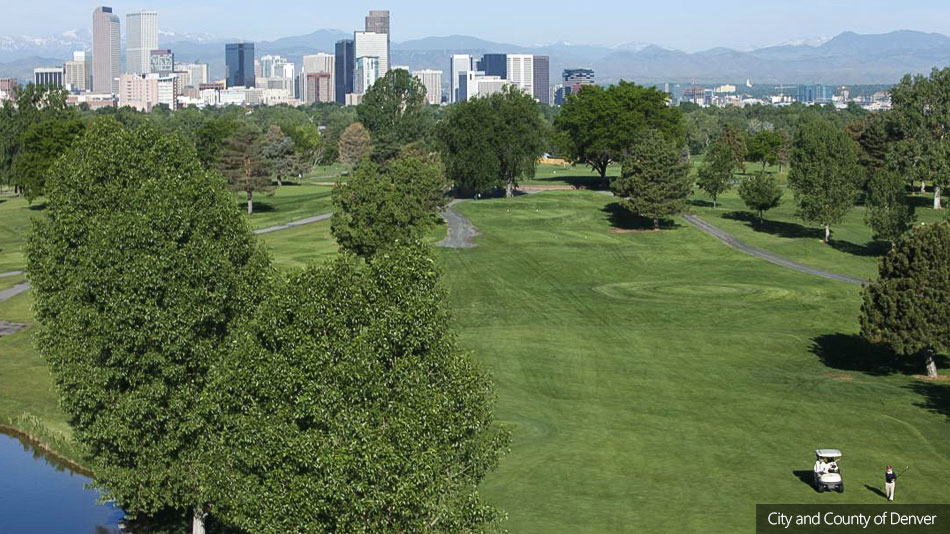 Major project to commence this week at Denver's City Park Golf Course