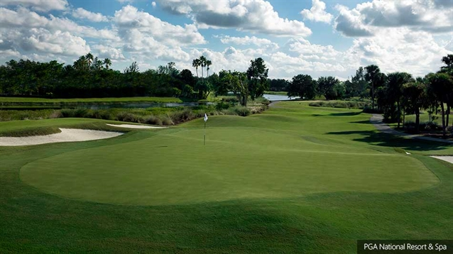 Palmer Course at PGA National reopens following renovation work