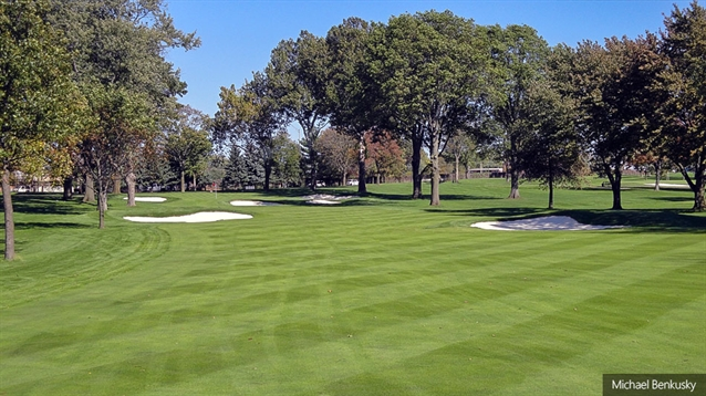 Bunker renovation project reaches completion at Bloomington CC