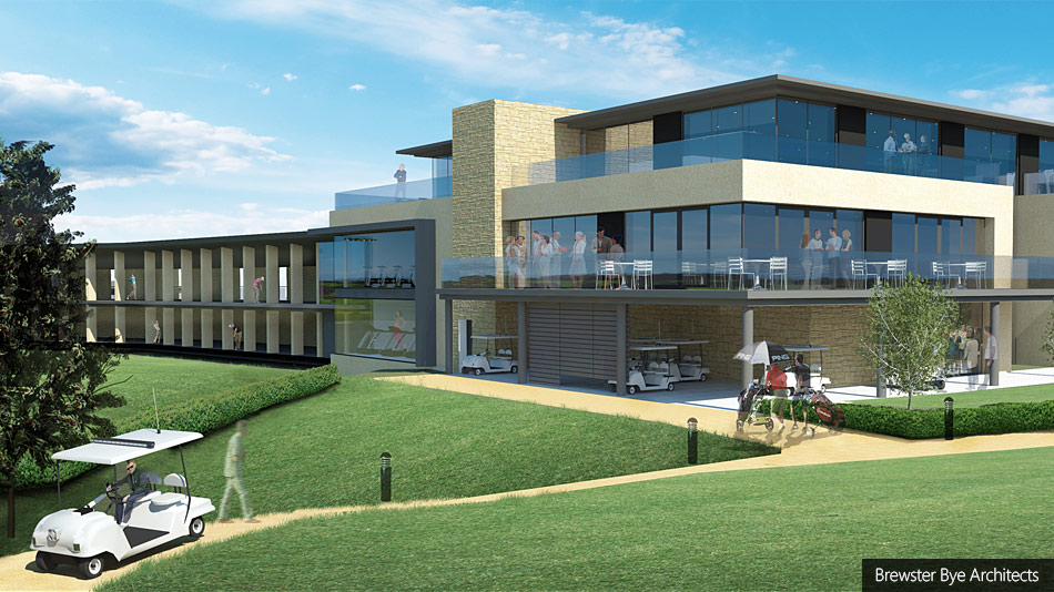 Talks about proposed expansion of Leeds Golf Centre get underway