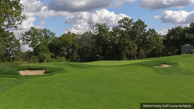 Two new holes added at Theodore Wirth Golf Course in Minneapolis