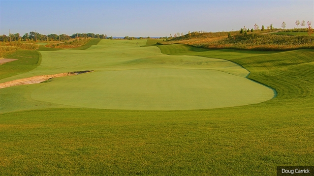 Construction of Friday Harbour course completed ahead of 2018 opening