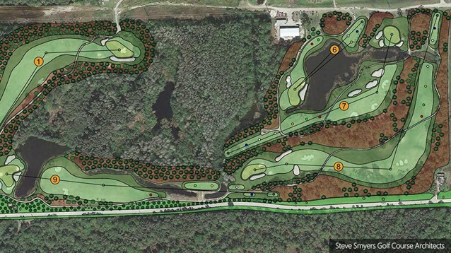 Steve Smyers redesigns Eastwood Golf Course in Florida