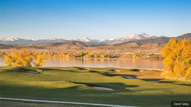 Final touches being made at TPC Colorado ahead of 2018 opening