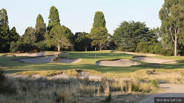 Alex Russell: Australia's finest golf course architect