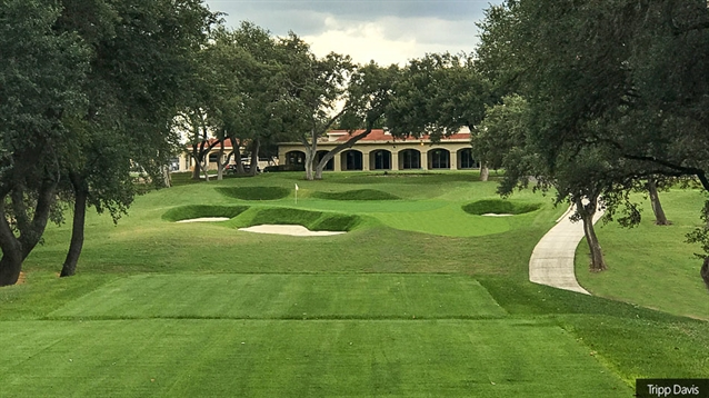 Renovation of Oak Hills Country Club course close to completion