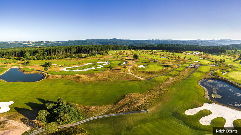 Development of new course at Gut Wissmannshof reaches final stages